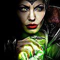 Angelina Jolie as Maleficient movie