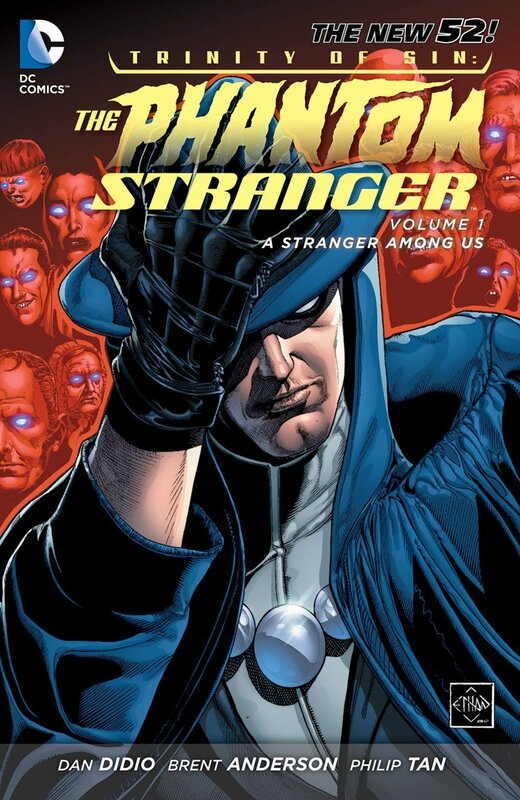trinity of sin phantom stranger vol 1 a stranger among us TP