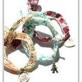Coup de coeur pour les bracelets liberty by lucette