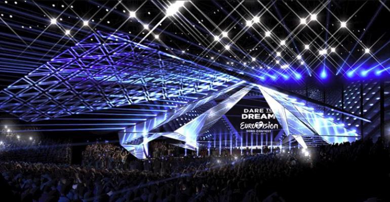 eurovision 2019 scène