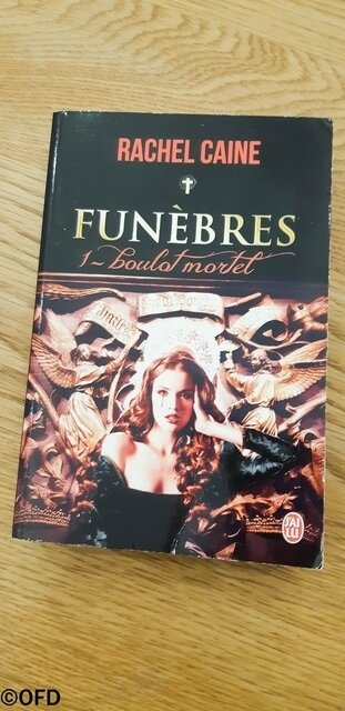FUNEBRES, tome 1