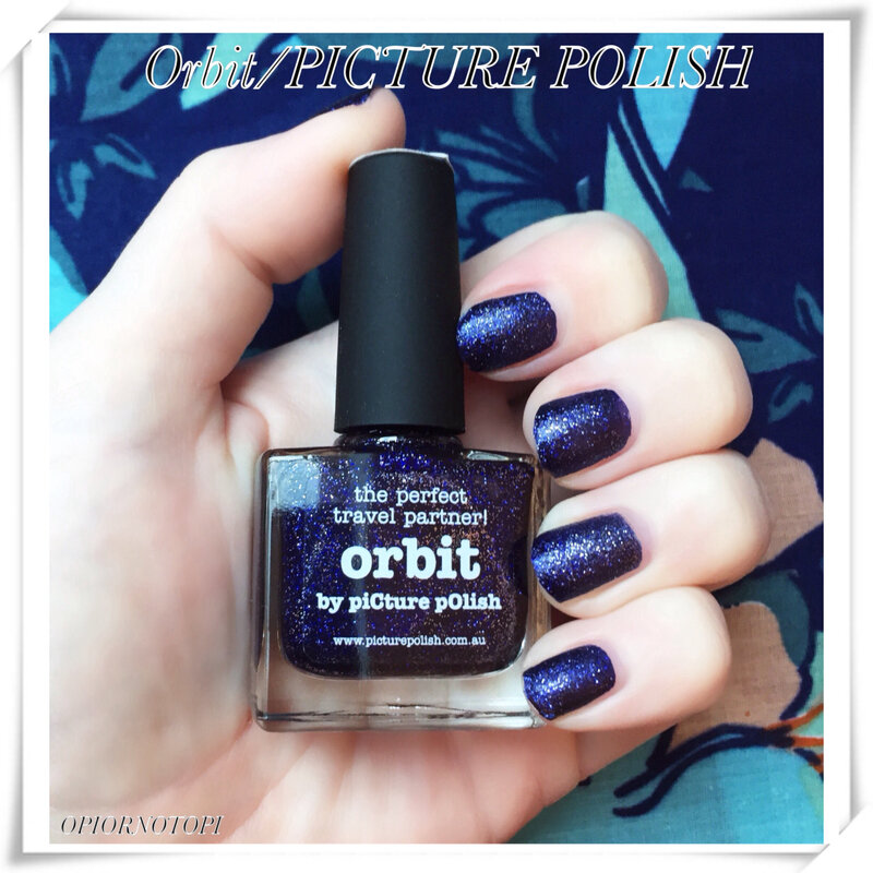 Orbit/PICTURE POLISH