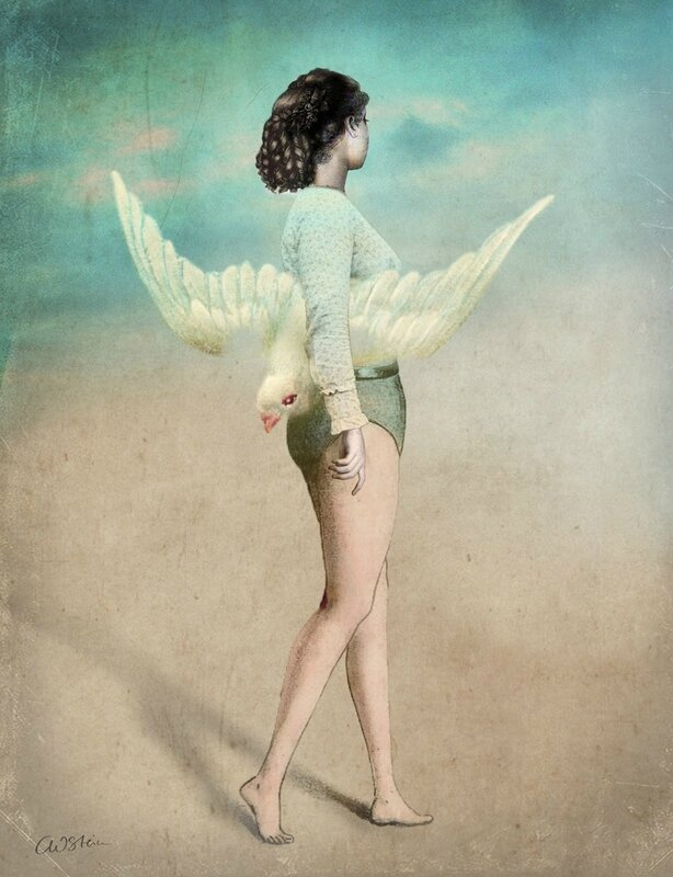 Catrin Welz-Stein - German Surrealist Graphic Designer - Tutt'Art@ (77)