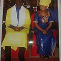 Kongo dieto 3761 : basangana fils yokele foto kia nlongi a kongo ye nkento andi yaya lubondo muanda nsemi