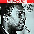 John Coltrane - 1963 - The European Tour (Pablo)