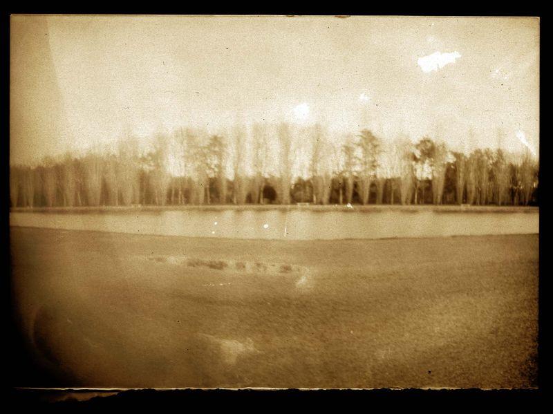 Au parc de Sceaux
