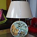 lampe équipée
