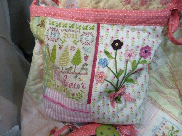 PCB2014 sac fleurs