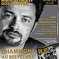 Concert champigny bevédère 20 janvier 2018