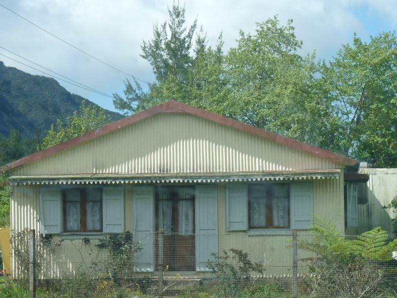 case créole plaine des palmistes