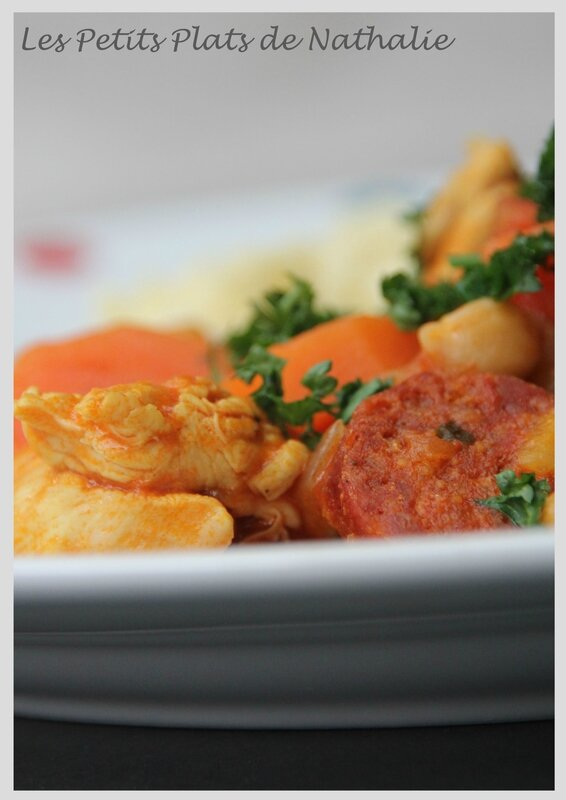émincée poulet carotte1