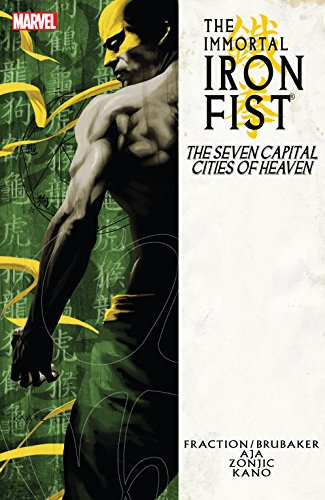 immortal iron fist vol 02 the seven capital cities of heaven TPB