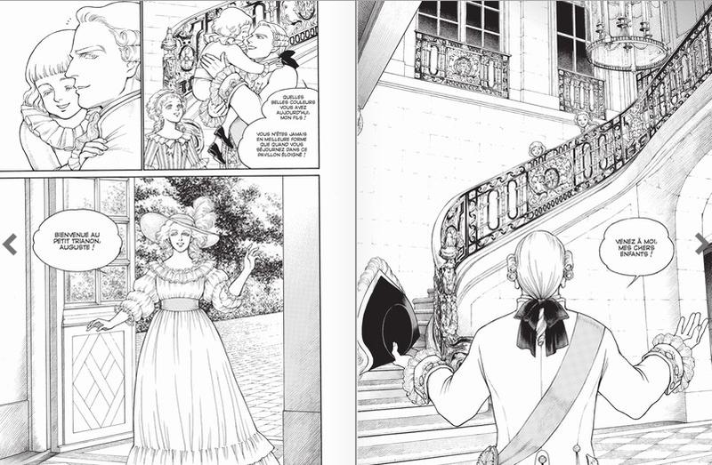 Marie-Antoinette Fuyumi Soryo planche 2