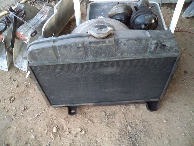 démontage réservoir et début hydraulique 087