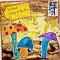 Anniversaire champignon
