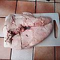 Foie de lotte poêlee, sans gluten, sans lait