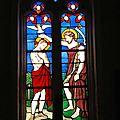Le baptême de Jésus par Jean Baptiste