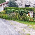 Saint-gence : résultats du concours communal de fleurissement 2012