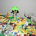 Diy _ ombres chinoises avec des playmobils