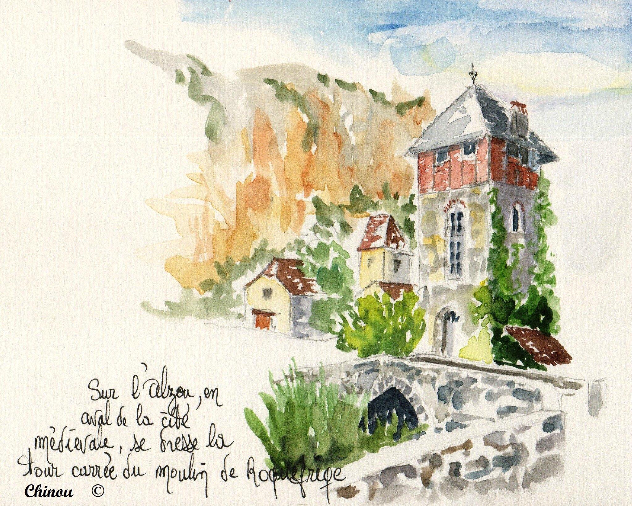 Moulin de Roquefrège