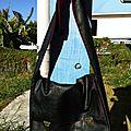 Le sac de prof rose et noir mais pas pareil que l'autre