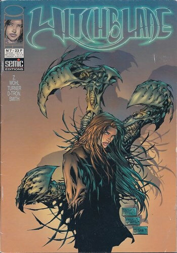 semic witchblade 07