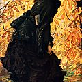 Septembre a montreal - octobre, de james tissot