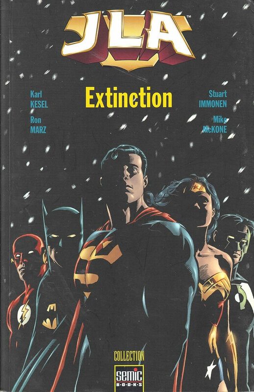 semic JLA extinction