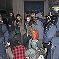 Lyon : la police fait usage de la force pour évacuer les roms du 71 quai perrache