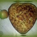 Gâteau aux pommes et à la cannelle (ou pas)