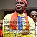 Kongo dieto 4133 : ne muanda nsemi i nani ?