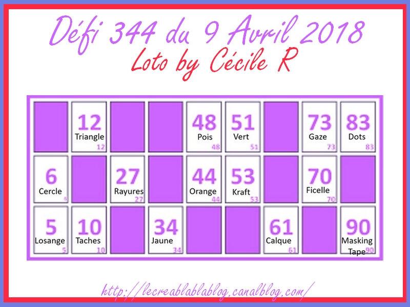 Défi 344
