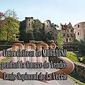 Vieux château de mortagne pendant la guerre de vendée - louis sapinaud de la verrie
