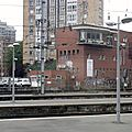 Lille Flandres (Nord) Poste d'aiguillage