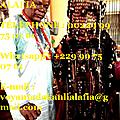 Grand marabout adakanli alafia pour vous aidez dans vos divers problèmes en 48-72h