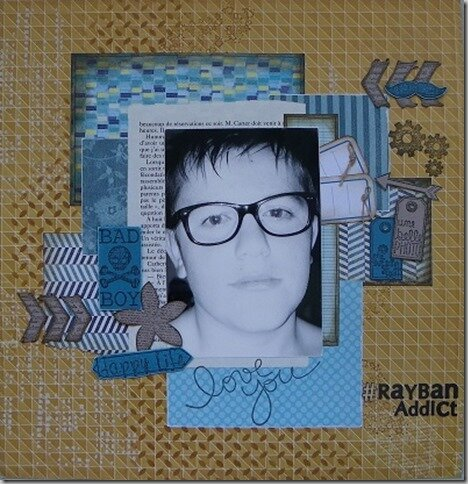 rayban addict