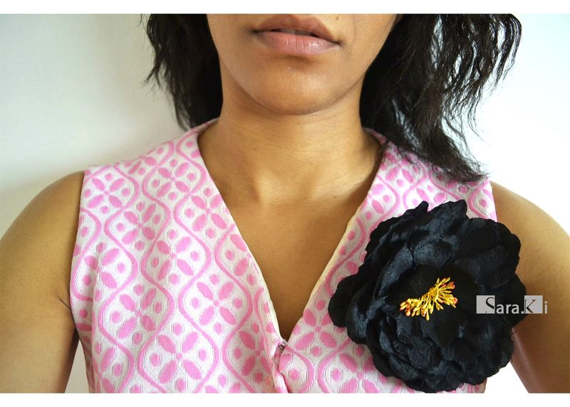 Robe vintage-