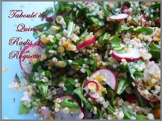 taboulé de quinoa radis roquette 02