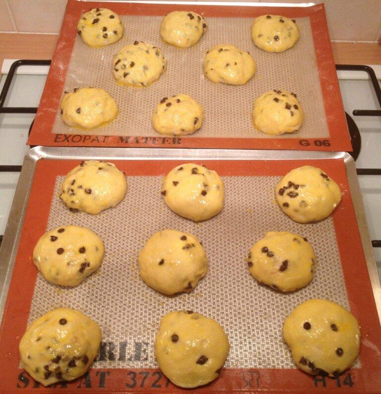 Briochettes au chocolat (7)