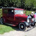 Ford type A roadster Hot Rod de 1928 01