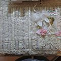 Lace book naissance fille eh oui !!