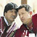 Le venezuela financerait une base sur la frontière bolivienne avec le pérou