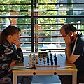 Manuela Schmitz et Joel Laruelle