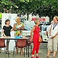 FORUM des ASSOCIATIONS 2 septembre 2016 CAUDROT - R (34)