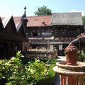 18 Aout 2010 Les jardins secrets