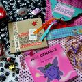 Swap kawaii. milky-way. reçu
