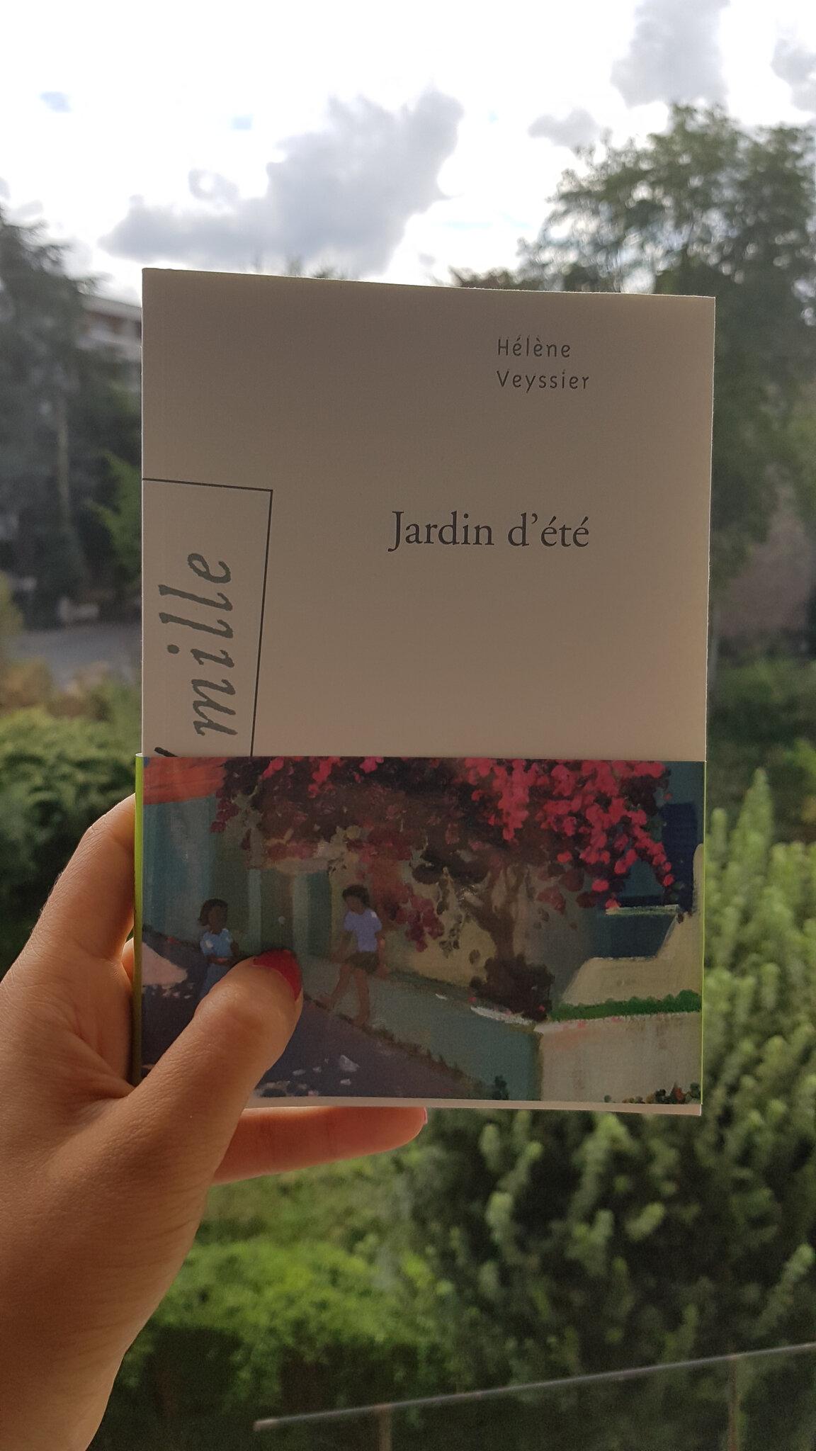 touchant: jardin d'été d'Hélène Veyssier #RL19