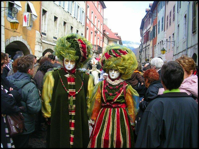 Carnaval Vénitien Annecy le 3 Mars 2007 (19)