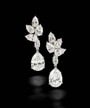 A_pair_of_diamond_pendant_earrings__Harry_Winston__1967