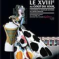 Le xviiiè au goût du jour - couturiers et créateurs de mode au grand trianon